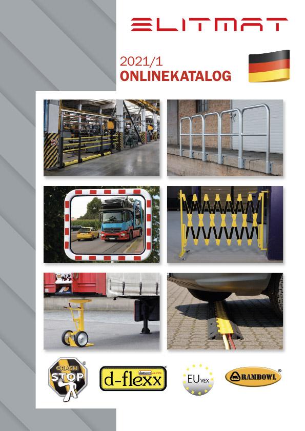 Katalog Aufprallschutz und Sicherheit